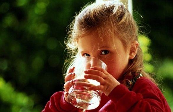 Как дети пьют